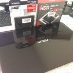 Подключение дополнительного SSD диска к ноутбуку Asus X556U в Кемерово