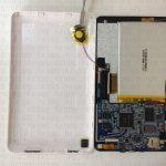 Замена разъема micro USB китайского планшета V86 в Кемерово