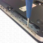 Чистка от пыли ноутбука HP pavilion dv6 6179er с полным разбором ноутбука