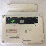 как самому разобрать ноутбук Samsung NP-NF210 для чистки от пыли фото кемерово
