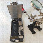 Как разобрать, поменять, отремонтировать, заменить кнопку блокировки/включения айфон 5 фото кемерово