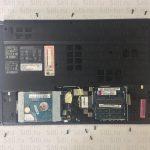 как самому разобрать ноутбук acer aspire 5830 замена поменять клавиатуру фото кемерово