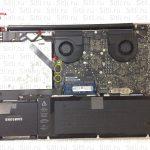 разбор и подключение жесткого диска HDD вместо привода CD-ROM на Apple MacBook Pro a1286 фото