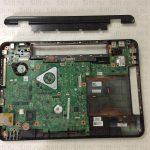 как самому разобрать ноутбук Dell inspirion N5110 для чистки от пыли фото кемерово